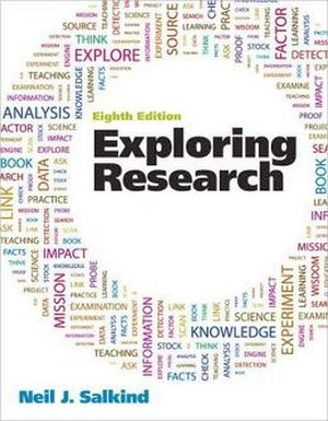 EXPLORING RESEARCH 8ED.