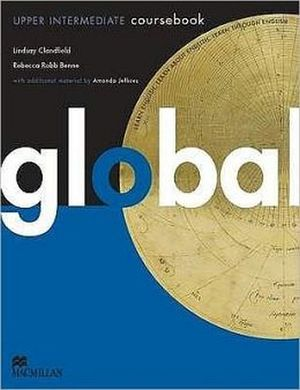 GLOBAL UPPER-INTERMEDIATE COURSEBOOK