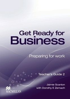 GET READY FOR BUSINESS 2 TEACHER´S GUIDE