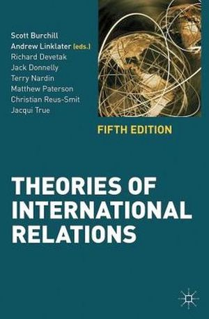 THEORIES OF INTERNATIONAL RELATIONS 5TH