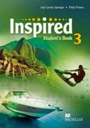 INSPIRED 3 STUDENT'S BOOK