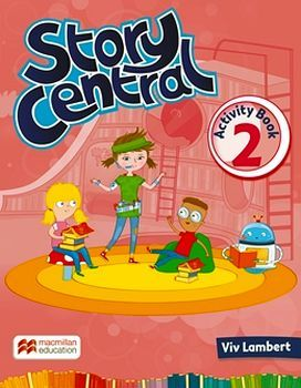 STORY CENTRAL 2 ACTIVITY BOOK