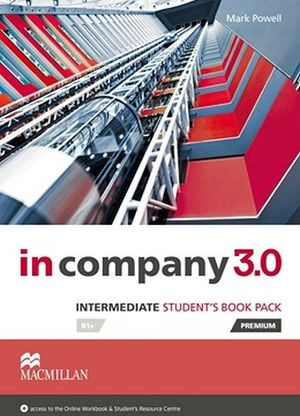 IN COMPANY 3.0 INTER STUDENT'S BOOK PACK W/ONLINE WORKBOOK