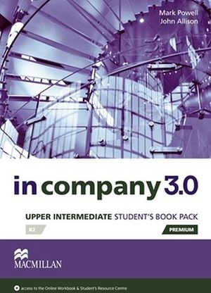 IN COMPANY 3.0 UPPER-INTER STUDENT'S BOOK PACK W/ONLINE WORKBOOK