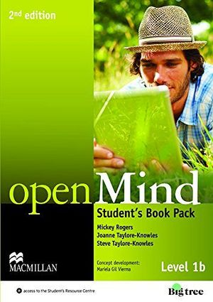 OPENMIND 1B 2ED STUDENT'S BOOK PACK STANDARD W/CD + ACCESS