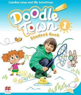 DOODLE TOWN 1 STUDENT BOOK (SB+WEBCODE)
