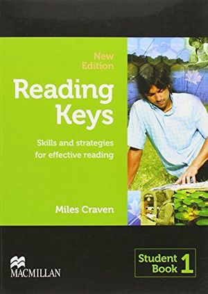 READING KEYS 1 STUDENT'S BOOK (NEW.EDITION) -INTRODUCTING/SKILLS-