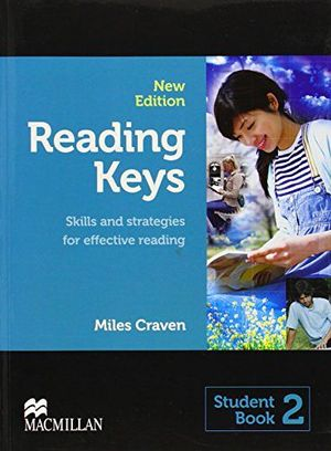 READING KEYS 2 STUDENT'S BOOK (NEW EDITION) -DEVELOPING/SKILLS-