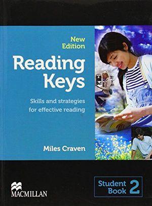READING KEYS 2 STUDENT'S BOOK (NEW EDITION) -DEVELOPING/SKILLS-