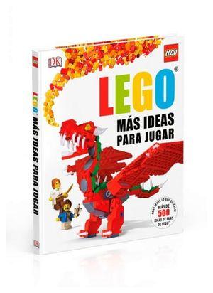 LEGO MAS IDEAS PARA JUGAR (EMPASTADO)