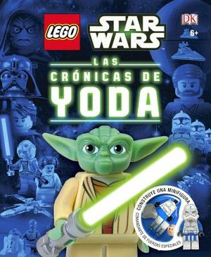 LEGO STAR WARS -LAS CRONICAS DE YODA-    (C/FIGURA/EMP.)