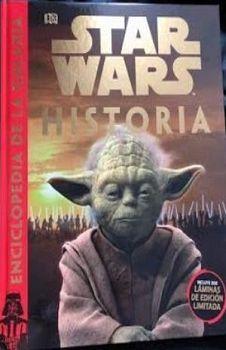 STAR WARS -HISTORIA- (ENCICLOPEDIA DE LA GALAXIA)
