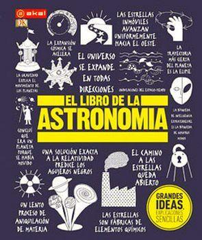 LIBRO DE LA ASTRONOMIA, EL -GRANDES IDEAS, EXPLICACIONES- (EMP.)