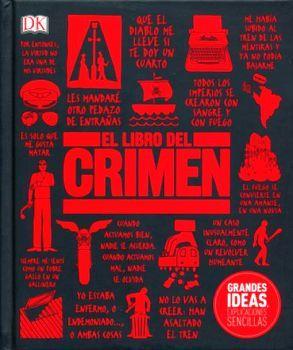 LIBRO DEL CRIMEN, EL -GRANDES IDEAS, EXPLICACIONES- (EMP.)