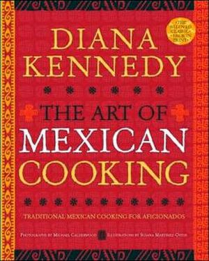 ART OF MEXICAN COOKING, THE