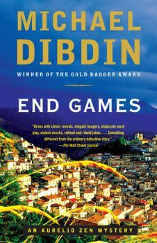 END GAMES (VINTAGE BOOKS)