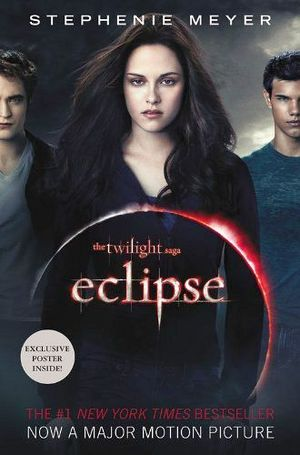 ECLIPSE (EXCLUSIVE POSTER INSIDE) NOW MAJOR MOTION PICTURE