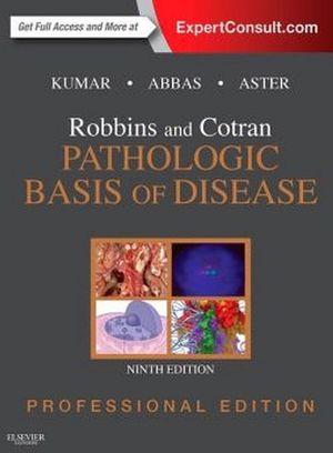 ROBBINS & COTRAN PATHOLOGIC BASIS OF DISEASES 9ED. (PROFESSIONAL)