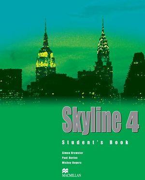 SKYLINE 4TO. BOOK
