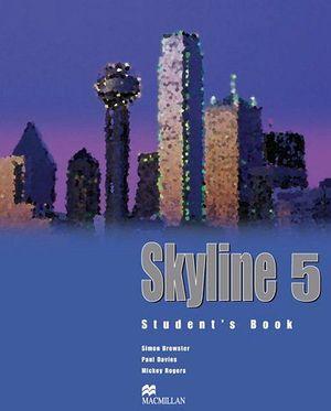 SKYLINE 5TO. BOOK