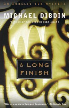A LONG FINISH (VINTAGE CRIME)