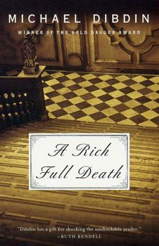 A RICH FULL DEATH                        (VINTAGE CRIME)
