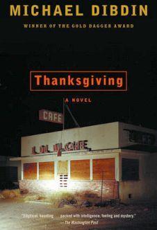 THANKSGIVING -A NOVEL- (VINTAGE CRIME)