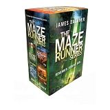 THE MAZE RUNNER SERIES BOXED (4 VOL.)