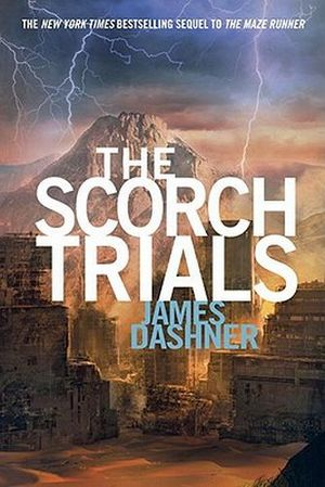 THE MAZE RUNNER # 2 THE SCORCH TRIALS
