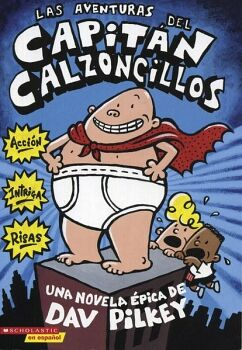AVENTURAS DEL CAPITAN CALZONCILLOS