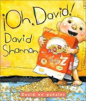OH DAVID!  -DAVID EN PAÑALES-