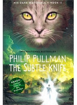 THE SUBTLE KNIFE (BOOK TWO)