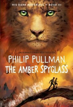 THE AMBER SPYGLASS (BOOK THREE)