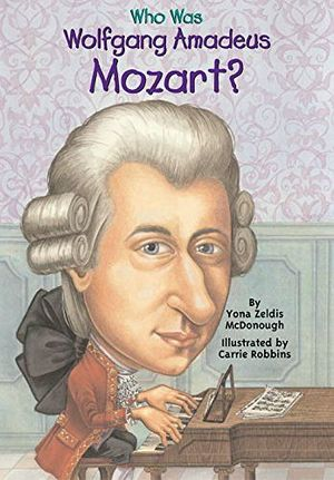 WHO WAS WOLFGANG AMADEUS MOZART?          070918004995