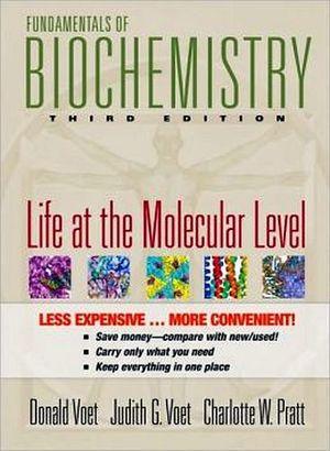 FUNDAMENTALS OF BIOCHEMISTRY 3ED.