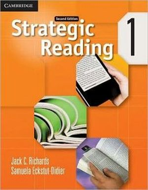 STRATEGIC READING 1 2ED STUDENT'S BOOK