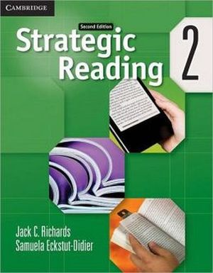 STRATEGIC READING 2 2ED STUDENT'S BOOK