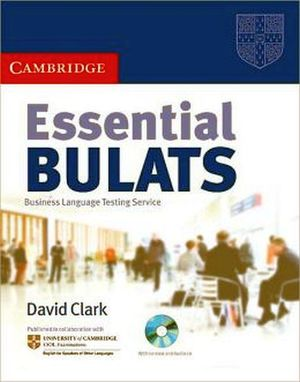 ESSENTIALS BULATS ST'S BOOK W/AUDIO CD/CD-ROM