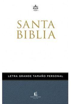 SANTA BIBLIA                              (EMP./LETRA GRANDE)