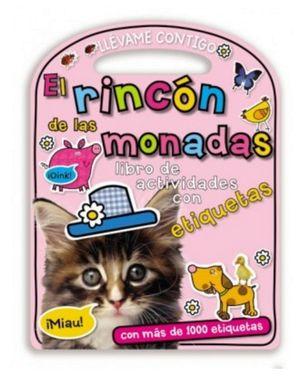 RINCON DE LAS MONADAS, EL -LIBRO DE ACT. C/ETIQUETAS-