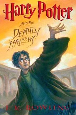 HARRY POTTER AND THE DEATHLY HALLOWS      (EMPASTADO)