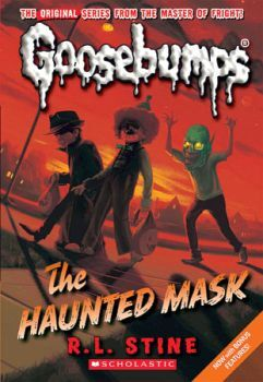 GOOSEBUMPS #4: HAUNTED MASK