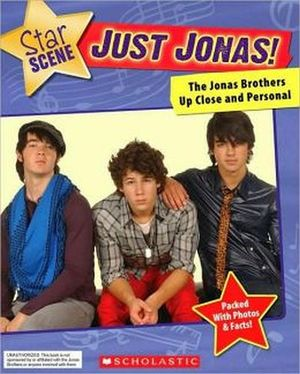 JUST JONAS! STAR SCENE