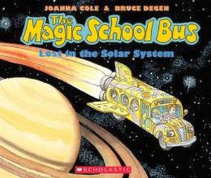THE MAGIC SCHOOL BUS: LOST IN THE SOLAR SYSTEM W/CD