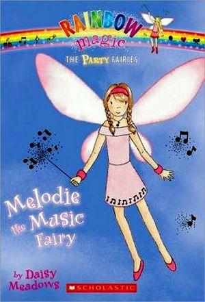 MELODIE THE MUSI FAIRY (RAINBOW MAGIC)
