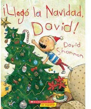 LLEGO LA NAVIDAD, DAVID!