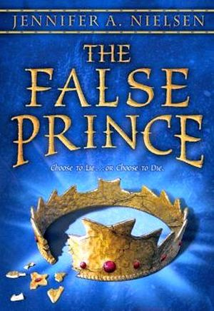 THE FALSE PRINCE  (ASCENDANCE TRILOGY #1)