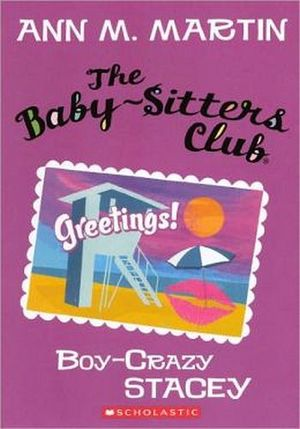 BABY-SISTERS CLUB #8: BOY-CRAZY STACEY