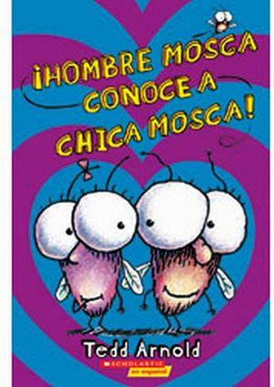HOMBRE MOSCA CONOCE A CHICA MOSCA!