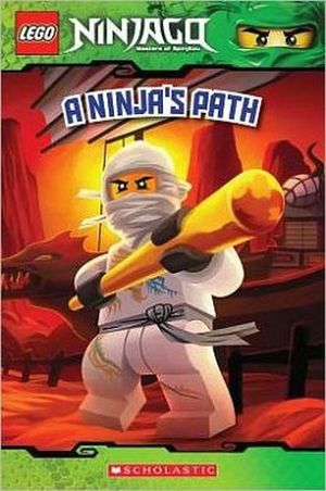 LEGO NINJAGO: A NINJA'S PATH (READER #5)
